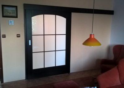 Posuvné dveře – Mikulčice