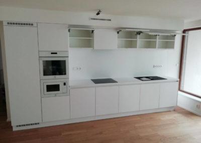 Kompletní interiér bytu v Brně